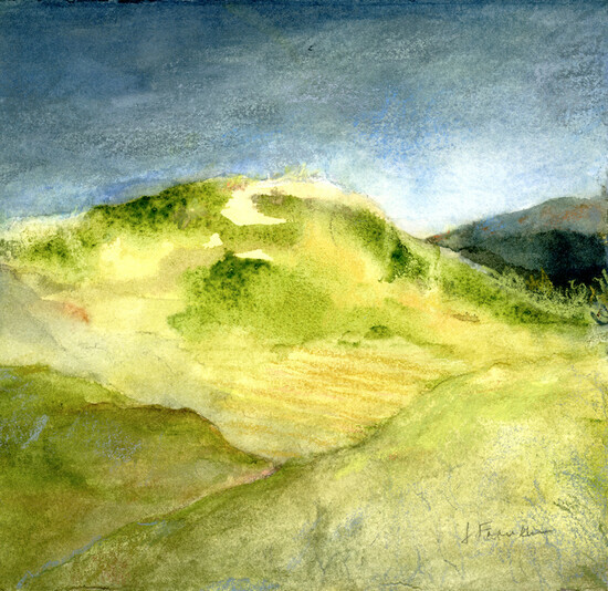 Mountain Light 4